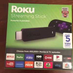 Roku Streaming Stick for Sale in Richmond, VA
