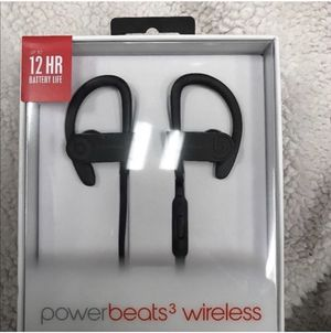 Powerbeats 3 wireless for Sale in Chicago, IL