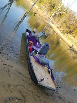 14ft John boat for Sale in Arlington, TX