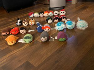 Tsum tsums for Sale in Buena Park, CA