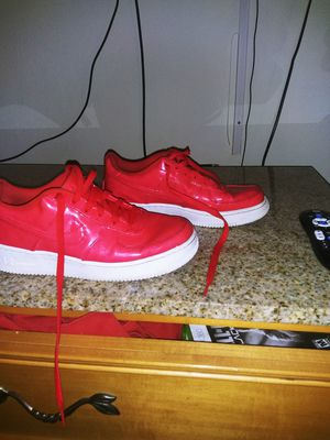 Hot Pink Airforce 1's Size 9.5 for Sale in Virginia Beach, VA