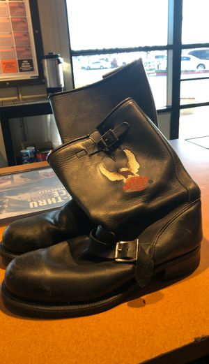 Harley Davidson Boots size 10 for Sale in Lynwood, CA