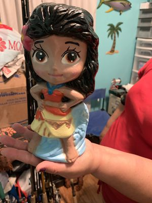 Moana piggy banks for Sale in San Diego, CA