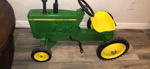 Pedal tractor John Deere for Sale in Texas City, TX