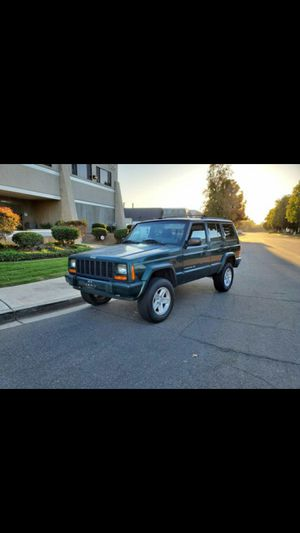 jeep cherokee xj 2001 trade for truck for Sale in San Diego, CA