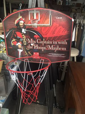 Basketball Hoop nice gift for Sale in Boca Raton, FL