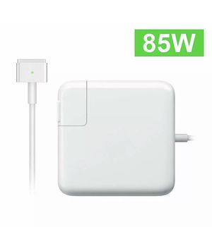 2012 to 2015 APPLE MacBook Pro Mag 2 85W Charger A1424 (T-Shaped) for Sale in Charlotte, NC