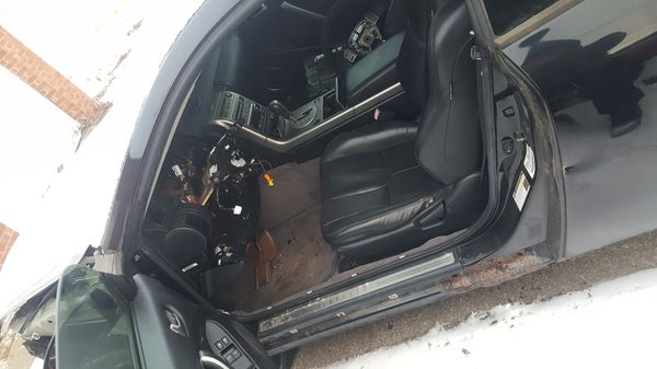 2003 Infiniti G35 Coupe part out