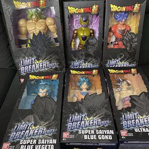 Dragon Ball Limit Breakers for Sale in Compton, CA