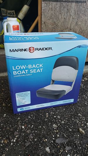 Boat seat!! 20$ and its Yours! for Sale in Fort Worth, TX