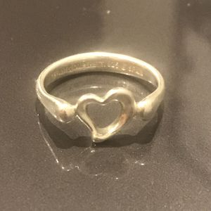 Tiffany & Co. Elsa Peretti Ring - size 6.5 for Sale in New York, NY