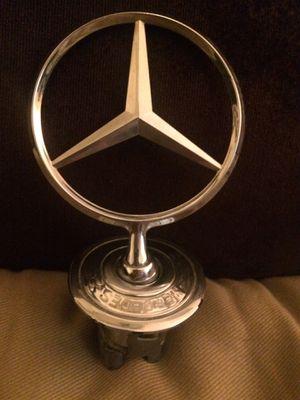 Genuine OEM Mercedes-Benz hood star Ornament for Sale in Morrow, GA