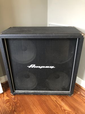 Ampeg bass cabinet. for Sale in Baltimore, MD