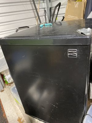 Kenmore mini fridge with freezer for Sale in Danvers, MA