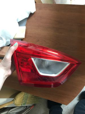 Left inner tail light for new model Chevy Cruze 2016 - 2019 for Sale in Phoenix, AZ