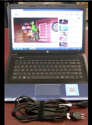 """15"""" hp windows 8 laptop computer dvd/cd hdmi for Sale in Columbus, OH"""