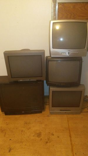 Older working tvs for Sale in Avon Park, FL