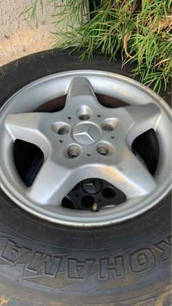Mercedes-benz rims for Sale in Upland,  CA