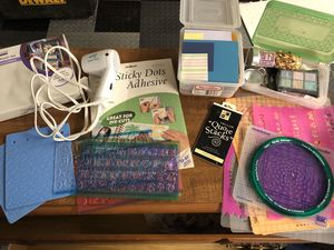 Craft supplies! for Sale in MD, US