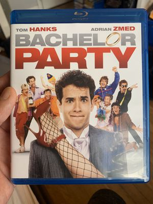 Bachelor Party Blu Ray for Sale in San Bernardino, CA