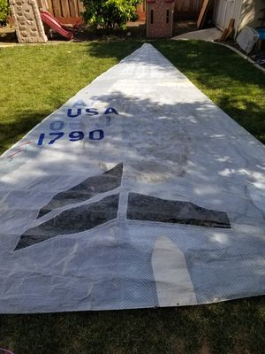 "Sailboat sail North Sail USA J/24 luff=320"" foot=182"" for Sale in San Ramon, CA"