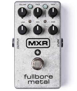 Mxr Fulborn Metal for Sale in Fombell,  PA