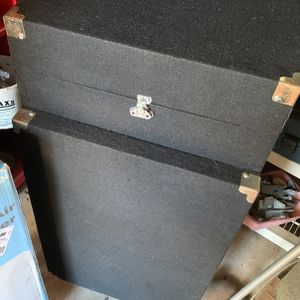 DJ Band Cabinet For Amps Mixer Etc for Sale in Miami, FL