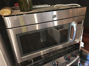 Maytag Stainless Microwave for Sale in Philadelphia, PA