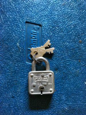 Vintage master Lock #44 . for Sale in Belleville, MI