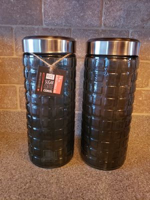 New glass storage jars/containers for Sale in Mt. Juliet, TN