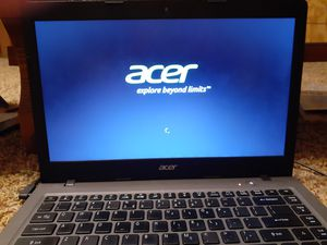 Acer Aspire 1 14in cloudbook for Sale in West Columbia, SC