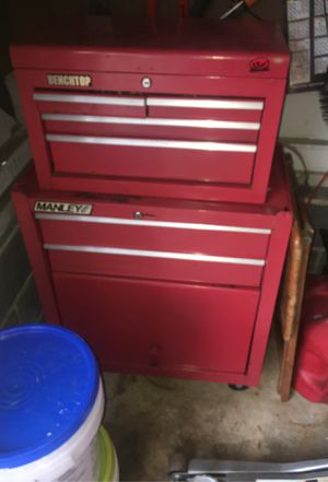 Tool box Two piece for Sale in South River, NJ