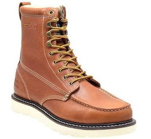 NEW size 9.5 Men King Rocks Work Boots Moc Toe Wedge Comfortable for Sale in San Jose, CA