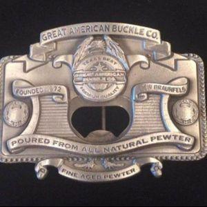 Vintage Belt Buckle for Sale in Austin, TX