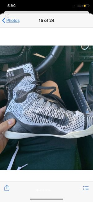 Kobe 9 bhm special edition sz 9.5 for Sale in Los Angeles, CA
