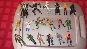 18 Action Figures for Sale in San Jose, CA