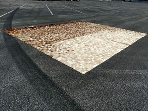 Cowhide Rug New for Sale in Austin, TX