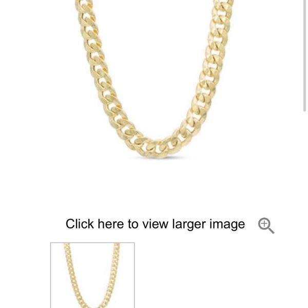 Pagoda Gold Chain