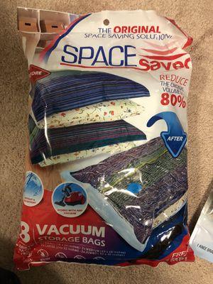 Vacuum bags for Sale in San Francisco, CA