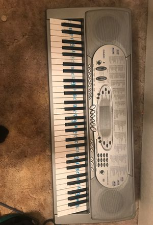 Casio ctk-574 for Sale in Hallowell, KS