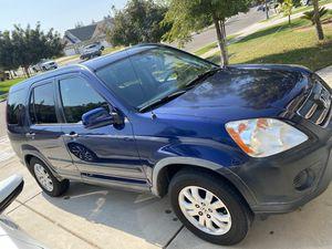 2005 Honda CRV for Sale in Sanger, CA
