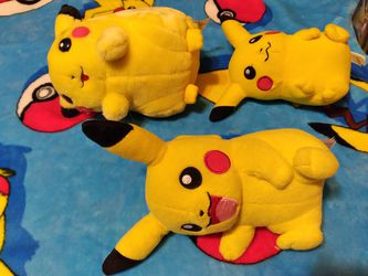 Pokemon Pikachu Plushies for Sale in Tacoma,  WA