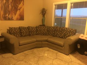 Small sectional sofa for Sale in Valley Home, CA