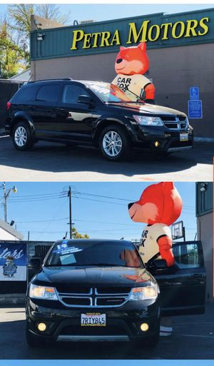 2014 Dodge Journey SXT only &1500 down and get 3Month WARRANTY for Sale in San Francisco, CA