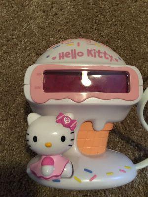 Hello kitty alarm clock/radio for Sale in Paradise Valley, AZ