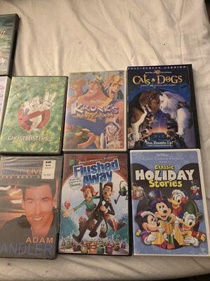 Movies for Sale in White Castle, LA