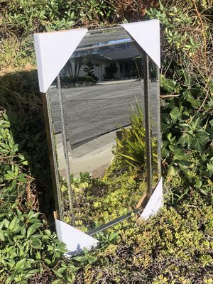 "Home House Reflective Wall Mirror""New"" $25 (PriceFirm) for Sale in Monterey Park, CA"