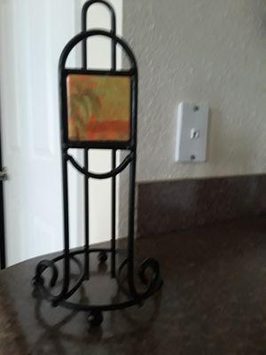 Kitchen Holder paper ceramic design for Sale in Spring Hill, FL
