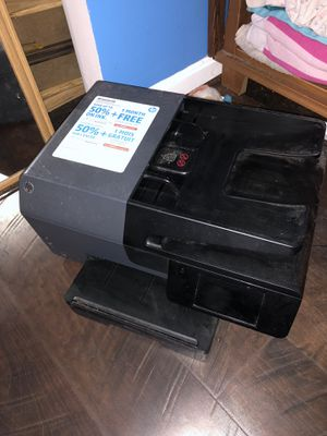 HP WiFi Lexmark Printer/ Scanner w/ Touchscreen (Latest Model) for Sale in Germantown, MD