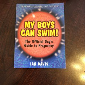 My Boys Can Swim Book for Sale in Smyrna, TN